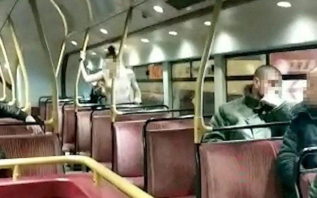Casal faz sexo em ônibus e vai para lista dos 'transantes' de 2017