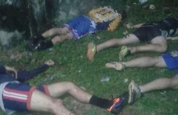 Bando armado abre fogo contra campo de futebol, mata seis e nove ficam feridos em Manaus