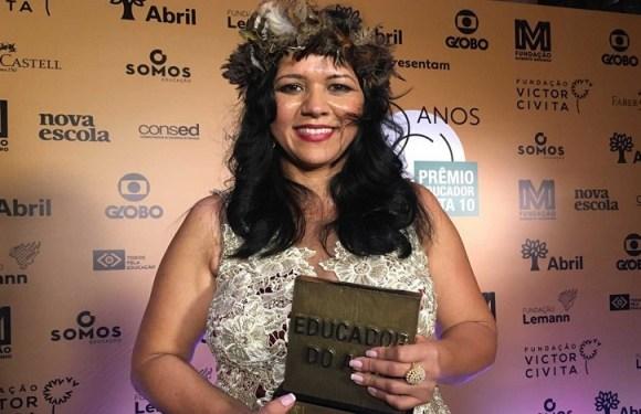 Vencedora do prêmio 'Educador do Ano' é atacada a tiros em Rondônia
