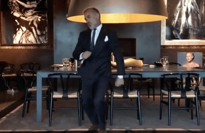 """Milionário, DJ italiano bomba no Instagram dançando """"baile de Favela"""""""