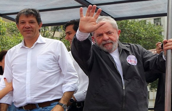 TSE suspende propaganda eleitoral do PT que apresenta Lula como candidato
