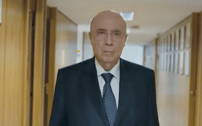 """De olho em 2018, propaganda do PSD """"apresenta"""" Henrique Meirelles para o Brasil"""