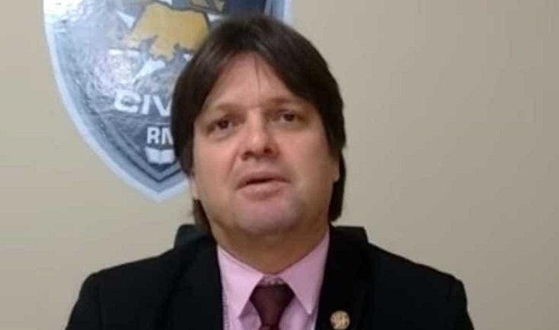 Delegado-geral pede exoneração durante greve de policiais no RN