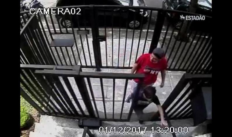 Ladrão usa criança para roubar apartamento em Moema (SP)