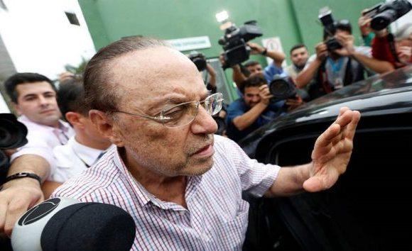 Ministro do STJ nega prisão domiciliar ao deputado Paulo Maluf