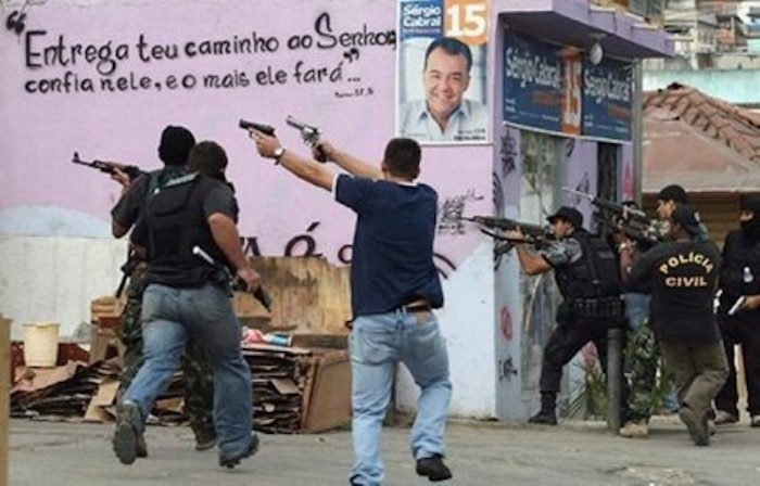 PF poderá assumir investigação de crimes praticados por milícias