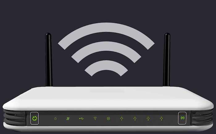 Se eu desligar o roteador, o sinal de internet vai voltar mesmo?