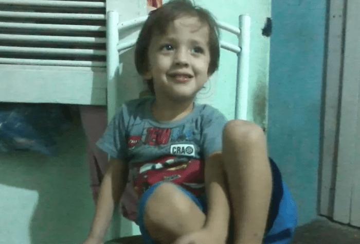 Corpo de criança de 7 anos que estava desaparecida em Fortaleza é encontrado queimado