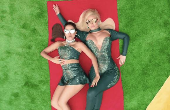 Iggy Azalea divulga versão sem censura de clipe com Anitta