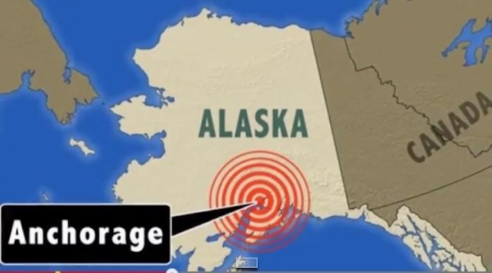 Tremor atinge o Alasca e provoca alerta para tsunami