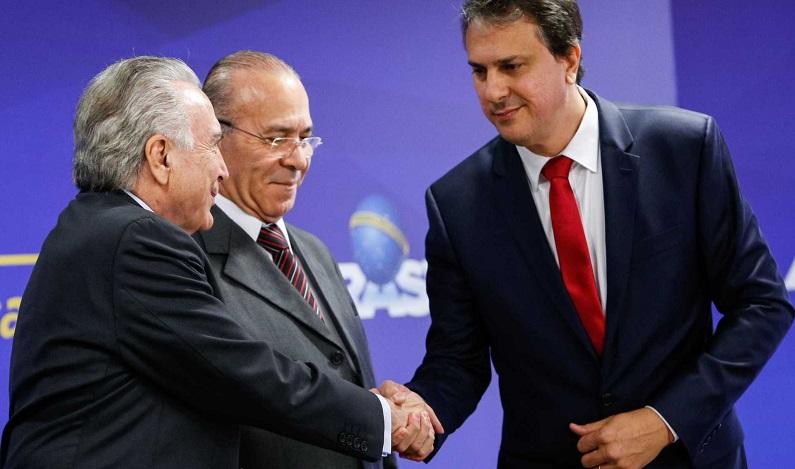 Após chacinas, governador do Ceará se reúne com Temer nesta terça-feira