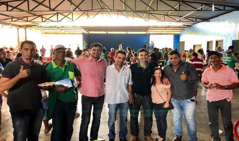 Expedito Netto visita municípios do interior durante recesso parlamentar