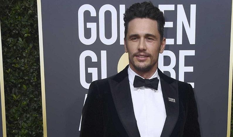 James Franco liga para ex-namoradas para pedir desculpa por assédio