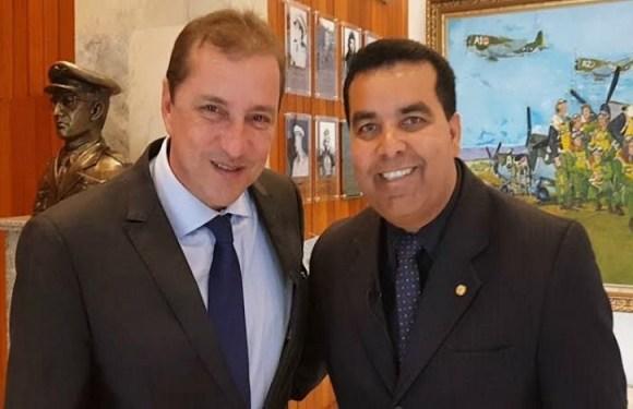 Deputado Federal Lindomar Garçon foi o parlamentar que mais destinou dinheiro para Prefeitura de Porto Velho em 2017