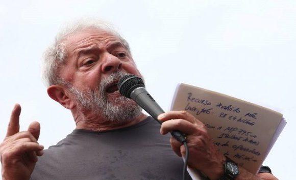 Vice-presidente do STJ nega pedido para Lula dar entrevista da cadeia