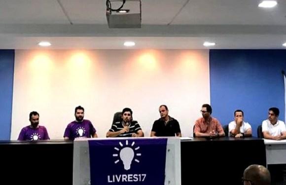 Livres deixa PSL em Rondônia após filiação de Jair Bolsonaro