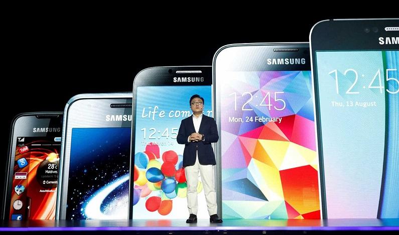 Samsung adia lançamento de smartphone dobrável para 2019