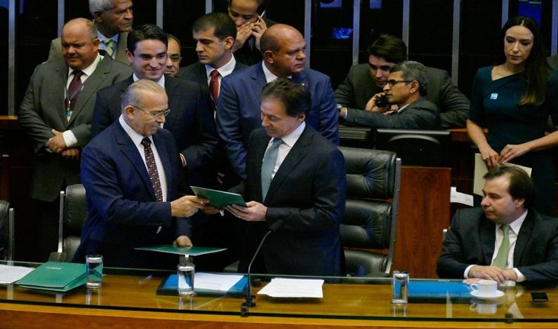 PEC obriga presença do presidente da República na abertura da sessão legislativa