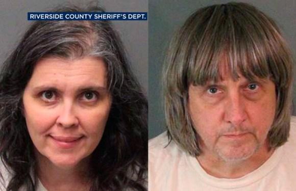 Casal mantinha 13 filhos acorrentados em casa, nos EUA