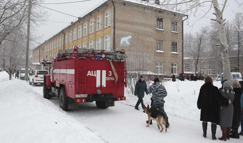 Ataque com faca contra escola na Rússia deixa 9 feridos