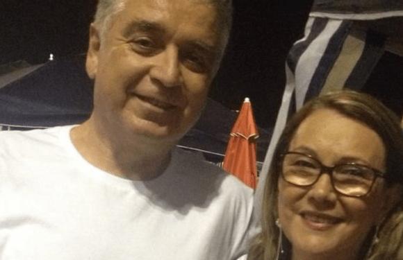 Marido suspeito de matar e assar esposa em churrasqueira volta para prisão