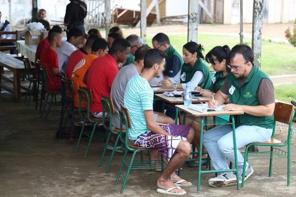 Programa 'Defensoria sem Fronteiras' analisa 4,4 mil processos em Porto Velho