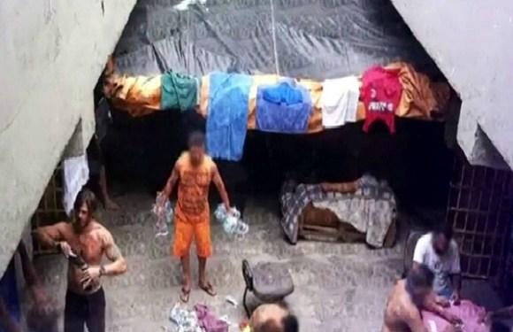 Polícia vai investigar vazamento de imagens de Dado Dolabela na cadeia mostradas pelo SBT