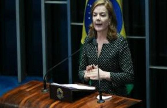 STF julga na próxima terça-feira ação penal contra Gleisi Hoffmann