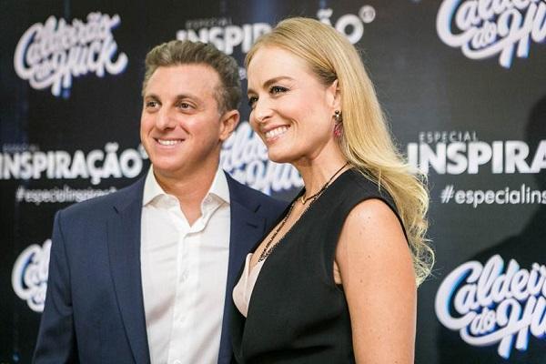 Globo vai demitir Angélica se Huck for candidato, afirma coluna