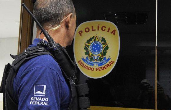 PF pede ao STF para afastar diretor da Polícia do Senado e três agentes