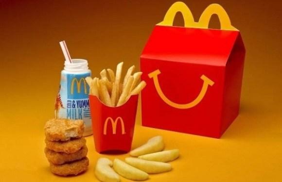McDonald's anuncia mudança global no McLanche Feliz