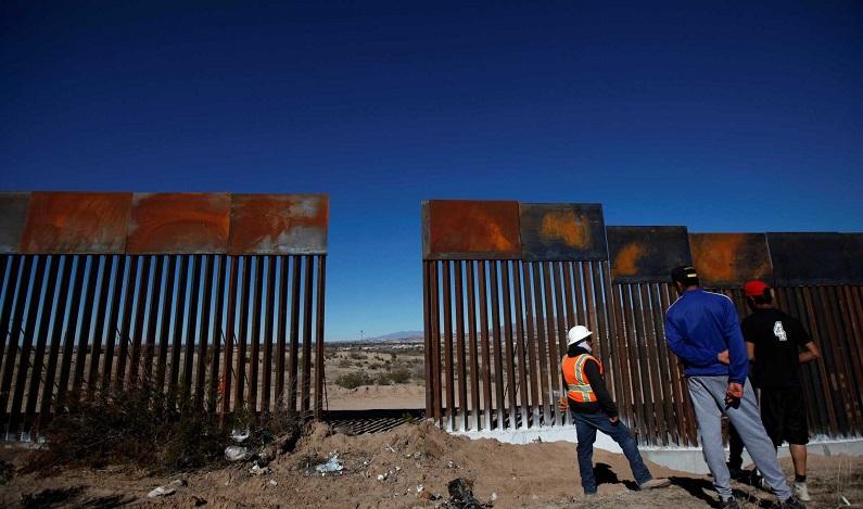 Trump: 'Acordo migratório sem muro é perda de tempo'