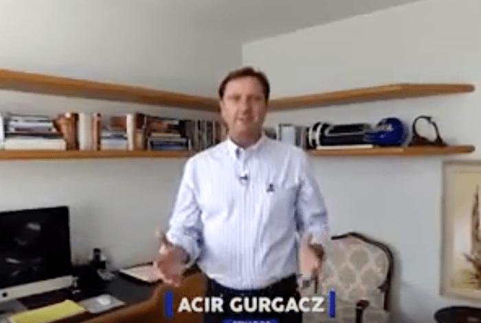 """Gurgacz chama STF, MPF e Polícia Federal de mentirosos """"quem não conhece a Eucatur?"""""""