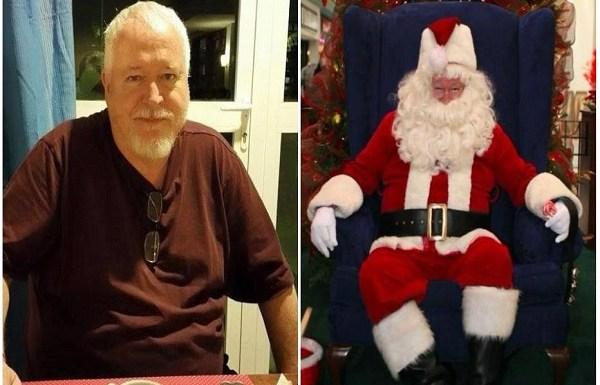 Papai Noel de shopping é suspeito de assassinatos em série no Canadá