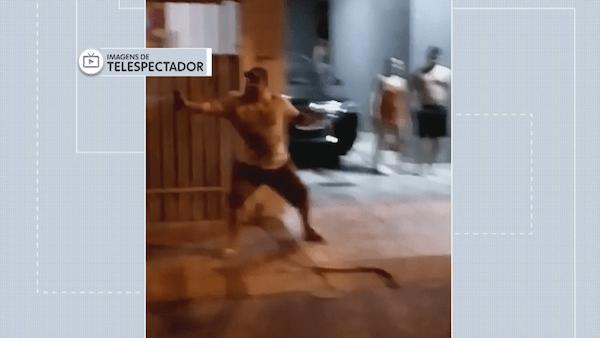 Sargento da PM usa spray de pimenta em briga com vizinhos, no DF