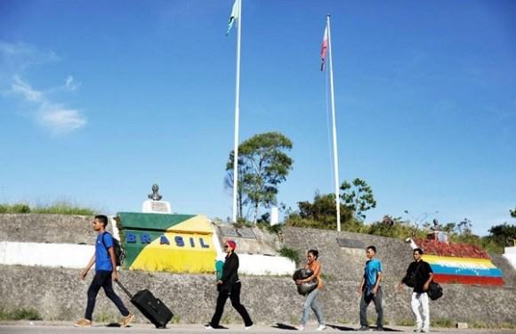 Brasil pede dinheiro à UE e aos Estados Unidos para receber refugiados