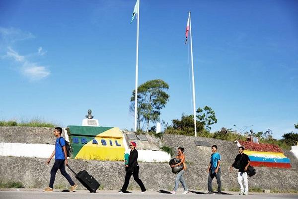 MP libera R$ 190 milhões para apoio a venezuelanos refugiados no Brasil
