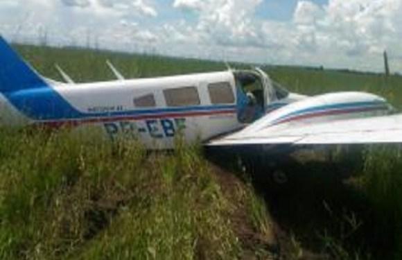 FAB intercepta aeronave que transportava mais de 500 quilos de drogas em MT