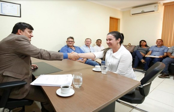 Cleiton Roque confirma R$ 500 mil em emenda individual para atender Chupinguaia