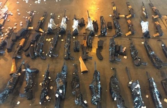 Exército dá parecer favorável ao uso de 15 fuzis apreendidos no Galeão pela polícia do RJ