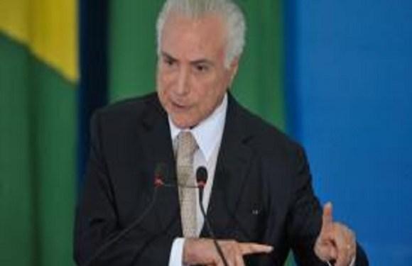 Em busca de alternativas para os venezuelanos, Temer reúne ministros