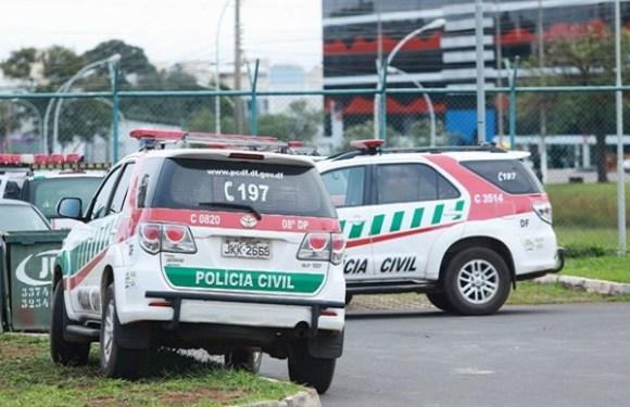 Ao tentar matar ex e filho a facadas, homem é morto por policial civil no DF