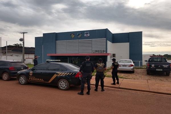PF cumpre mandados de prisão de suspeitos de integrar quadrilha de roubo de veículos em RO