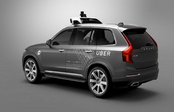 Carro autônomo da Uber atropela e mata pedestre nos EUA