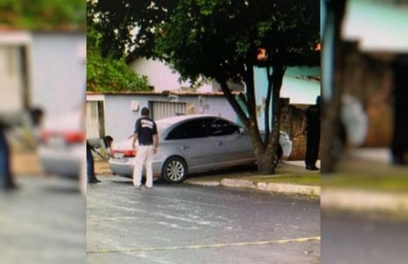 Homem dá ré em carro e mata bebê da namorada atropelado, em GO