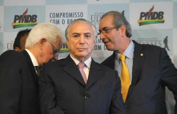 Cunha entra com ação para tirar das mãos de Fachin novo inquérito contra Temer