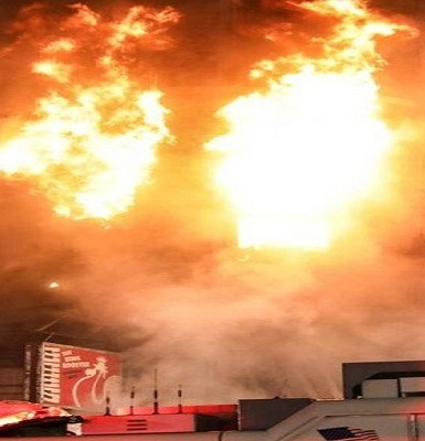 Bombeiro de Nova York morre em incêndio em set de filme de Bruce Willis