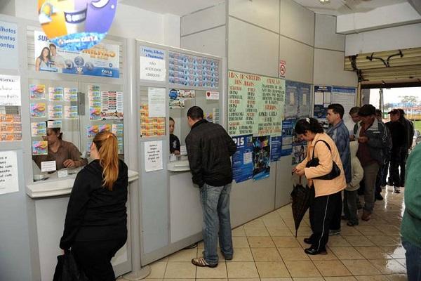 Projeto de lei polêmico eleva receita das lotéricas