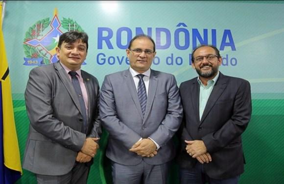 Deputado Laerte Gomes aceita convite para permanecer como líder do Governo na ALE