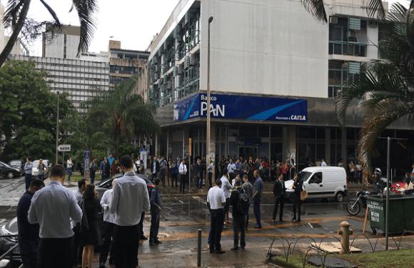 Prédios em Brasília e em SP são esvaziados após terremoto na Bolívia